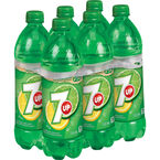 Seven-Up - 6 x 710ml