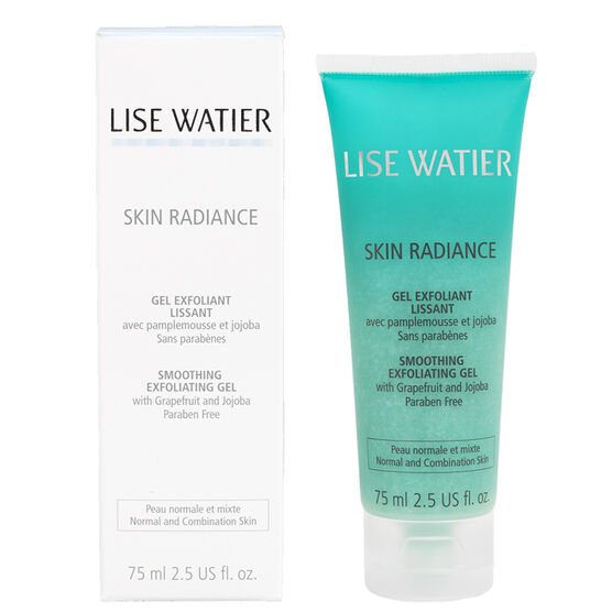 Lise Watier Radiance Smoothing Exfoliating Gel - 75ml