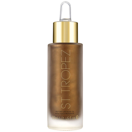 St. Tropez Self Tan Luxe Facial Oil - 30ml