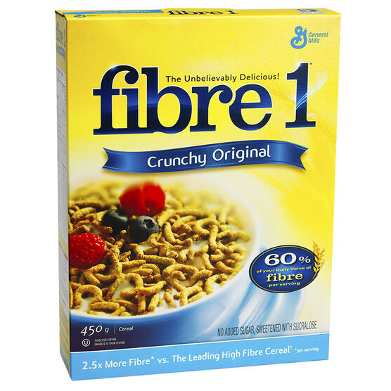 fibre 1 Cereal - Original - 450g