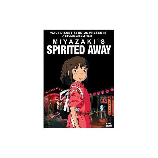 Miyazaki's Spirited Away - DVD