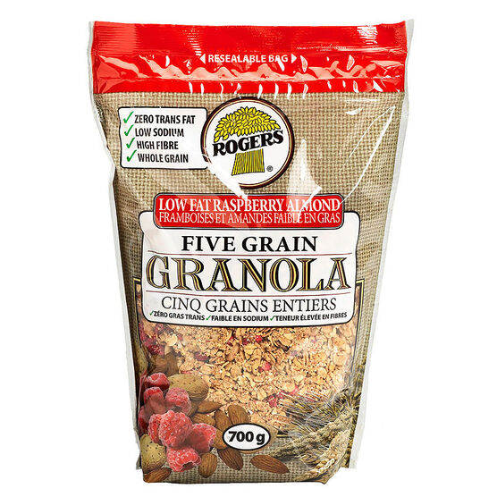 Low Fat Granola Cereal 88