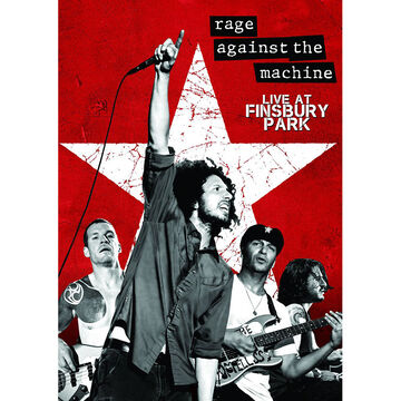Rage Against the Machine: Live at Finsbury Park - DVD