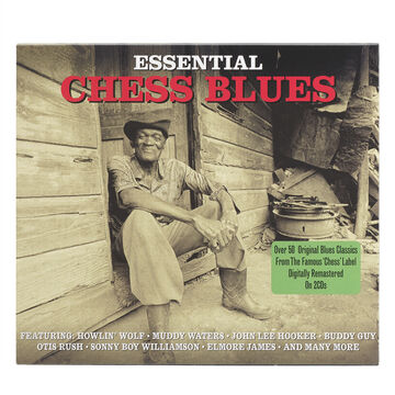 Various Artists - Essential Chess Blues - CD