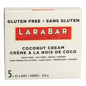 Larabar Coconut Cream - 5 x 48g