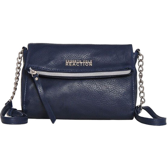 Kenneth Cole Jazz Mini Crossbody - Navy