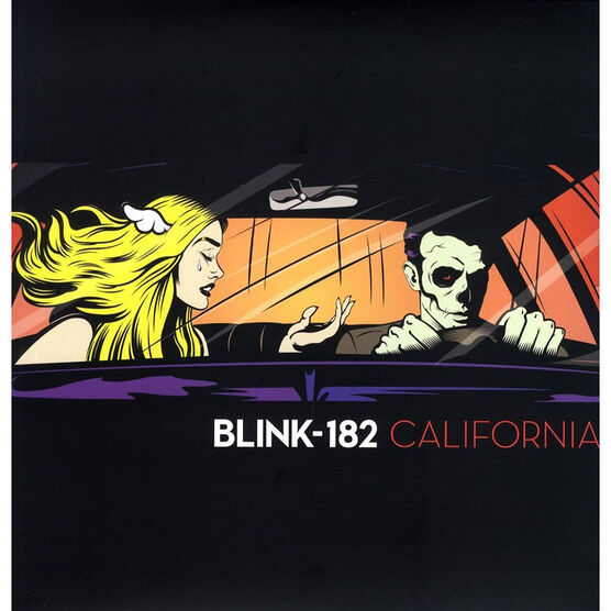 Blink 182 - California - Vinyl
