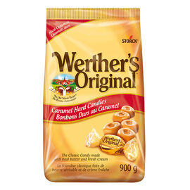 Wether's Original Caramel Hard Candies - 900g