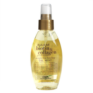 OGX Biotin & Collagen Weightless Healing Oil Mist - 118ml