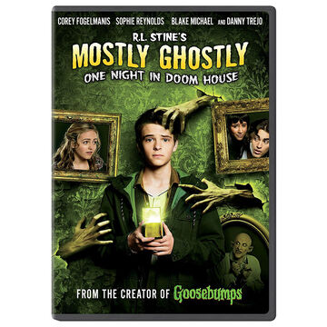 R.L Stine's Mostly Ghostly: One Night in Doom House - DVD