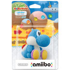 Nintendo Amiibo Light Blue Yarn Yoshi