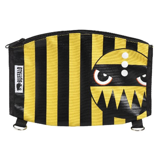 Binder Pencil Pouch - Monster - Assorted