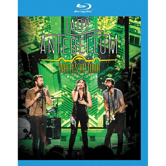Lady Antebellum - Wheels Up Tour - Blu-ray