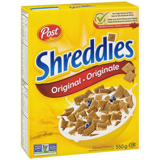 Post Original Shreddies - 550g