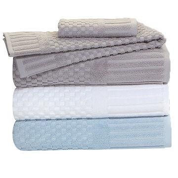 Royal Living Face Towel - Optic White