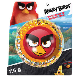 Angry Birds Lip Balm - Strawberry - 7.5g