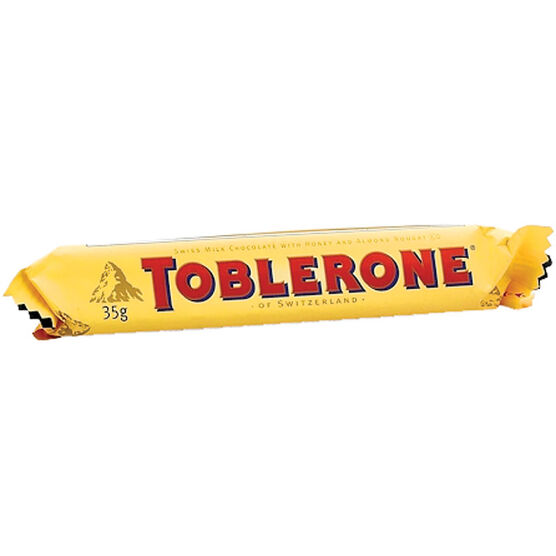 Toblerone - Milk Chocolate - 35g