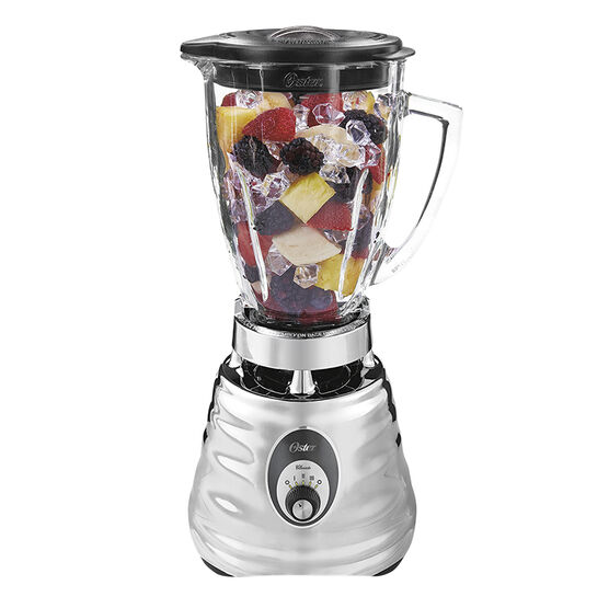 Oster Classic Beehive 3 Speed Blender - Chrome - 4090-31LD