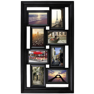 "KG Montage Collage Frame - Black - 8-4""X6"""
