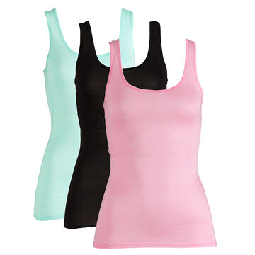 Ambirance Ladies Tank Top - Assorted - S-L