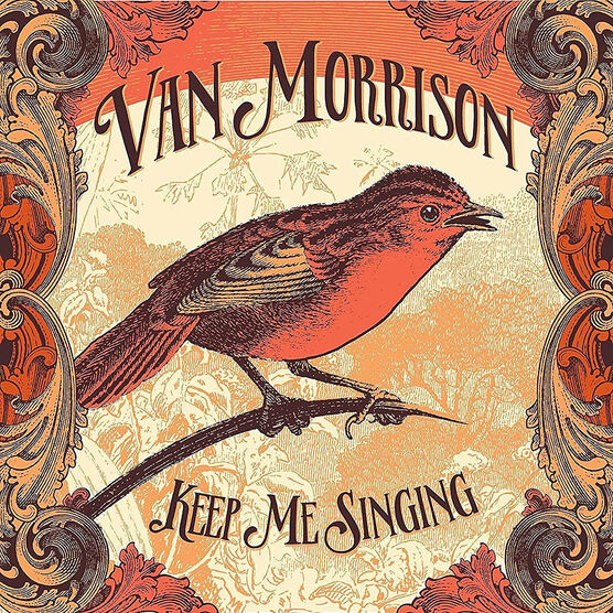 Van Morrison - Keep Me Singing - CD