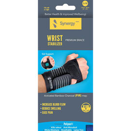 Synergy Wrist Premium Brace Stabilizer - Small / Medium