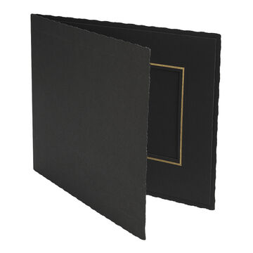 Photo Charcoal 6x4-H Folder - 6x4-H