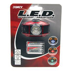Dorcy Tri-Colour LED Headlamp - 41-2093