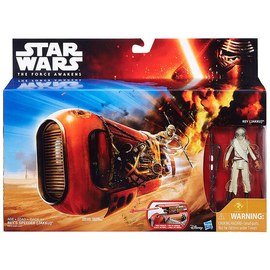 Galactic Heroes Star Wars The Force Awakens Deluxe Vehicles - Assorted