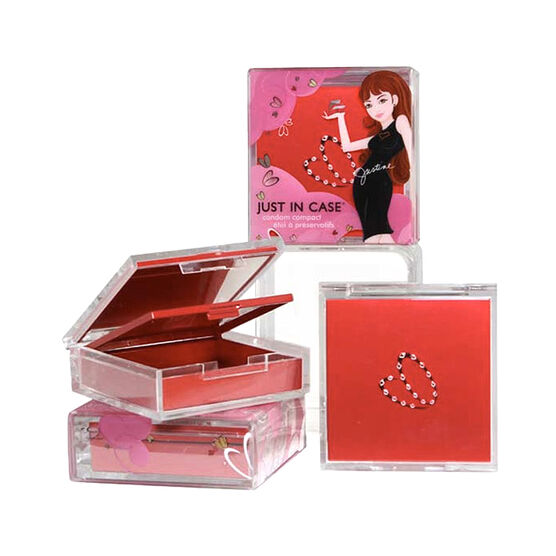 Just In Case Compact - Rendez-Vous Red