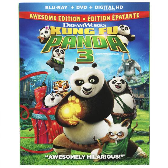 Kung Fu Panda 3 - Blu-ray