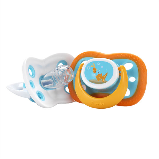 Playtex Binky with Case - 0-6 months