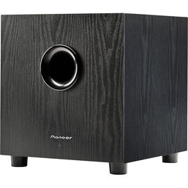 "Pioneer Andrew Jones Designed 100W Powered 8"" Subwoofer - SW8MK2"