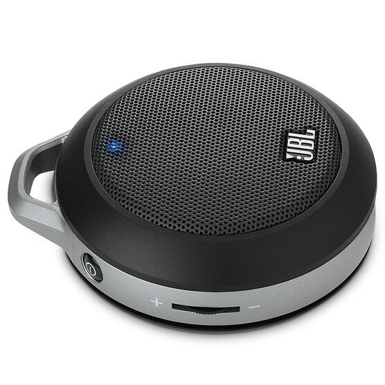 JBL Micro II Speaker - Black - Factory Reconditioned - JBLMICROIIBLKRB