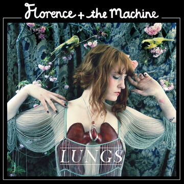Florence + The Machine - Lungs - CD