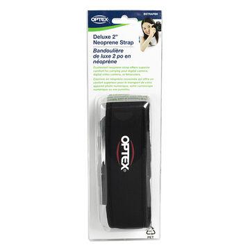 Optex Deluxe 2-Inch Neoprene SLR Strap - Black