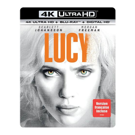 Lucy - 4K UHD Blu-ray