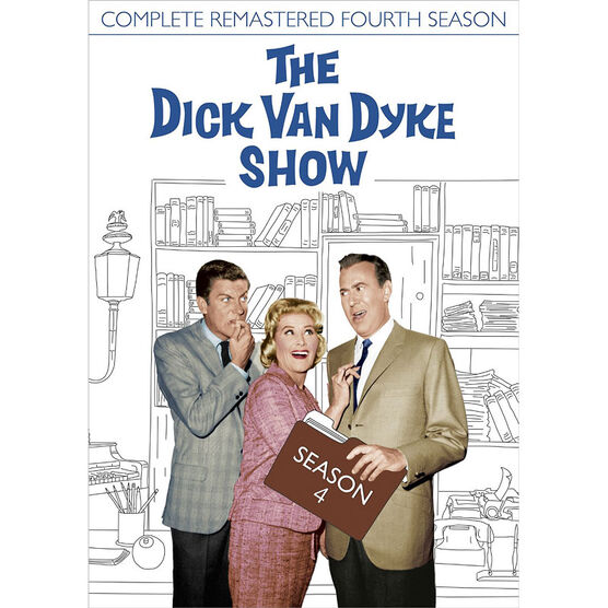 The Dick Van Dyke Show: Season Four - Remastered - DVD