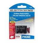 Electrohome ETA246 phone battery