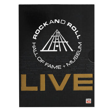 Rock And Roll Hall Of Fame - 3 Disc Set - DVD