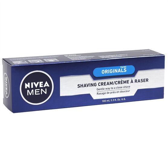Nivea for Men Extra Moisture Shaving Cream - 100ml