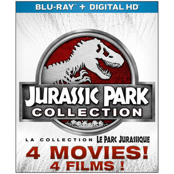 Jurassic Park Collection - Blu-ray