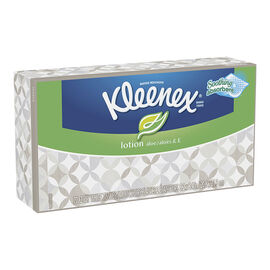 Kleenex Tissues Lotion - 70's