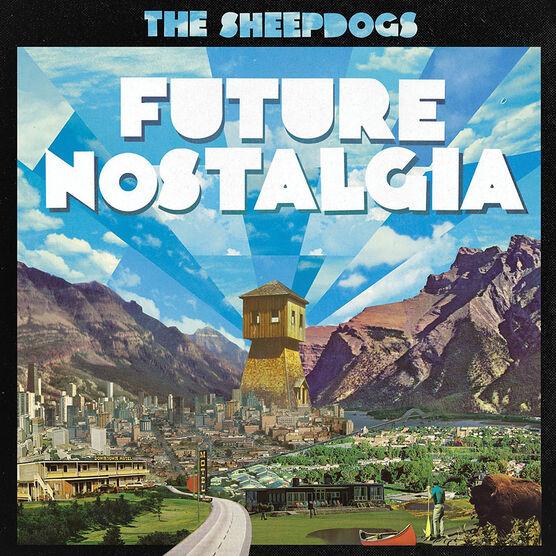 The Sheepdogs - Future Nostalgia - CD