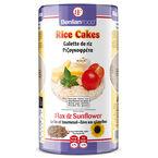 Benlian Rice Cakes - Flax & Sunflower - 100g
