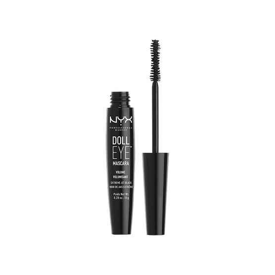 NYX Professional Makeup Doll Eye Volume Mascara - Black