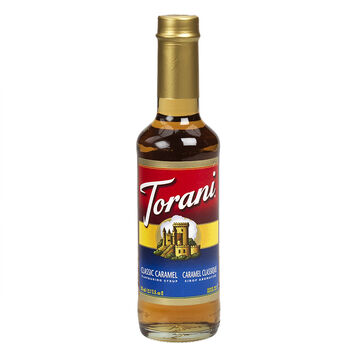 Torani Caramel Syrup - 375mL - 42322