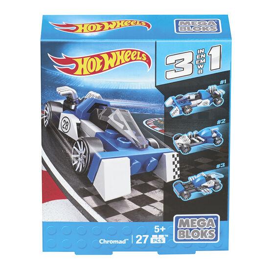 Mega Bloks Hot Wheels 3 in 1 - Assorted