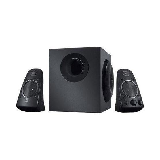 Logitech Z623 Speaker System - Black - 980-000402