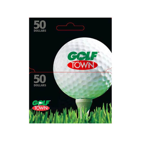 Golf Town Gift Card - $50